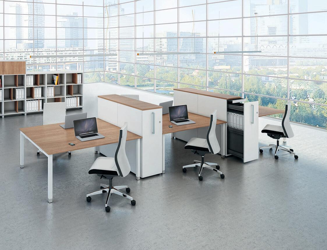 Arbeitsplatz Büromöbel München