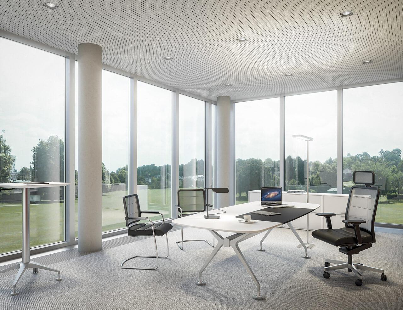 Chefzimmer Büromöbel München