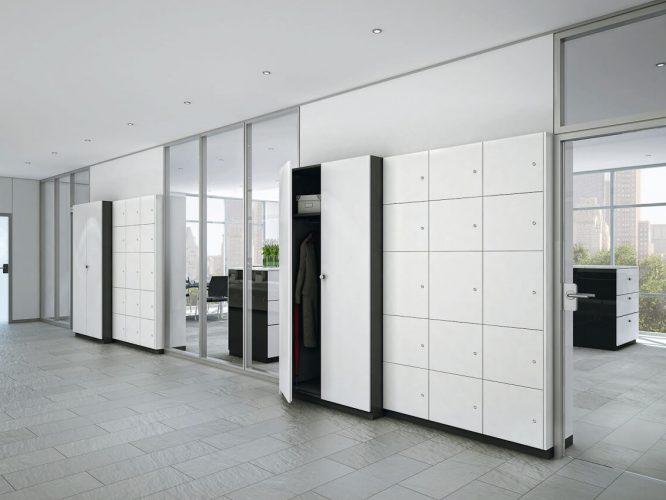 Inspiration Trennwand Büromöbel München