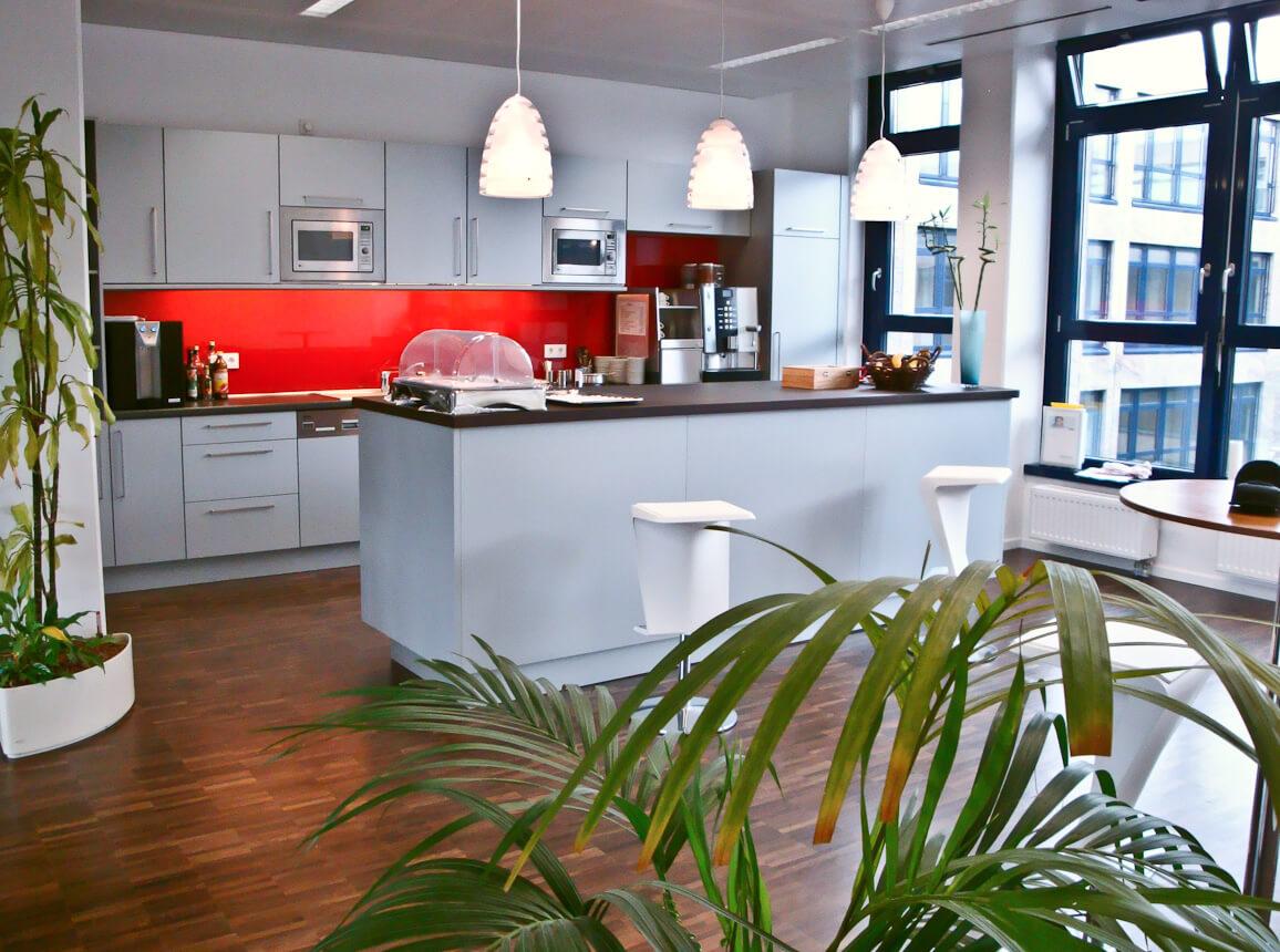 Küche Büromöbel München