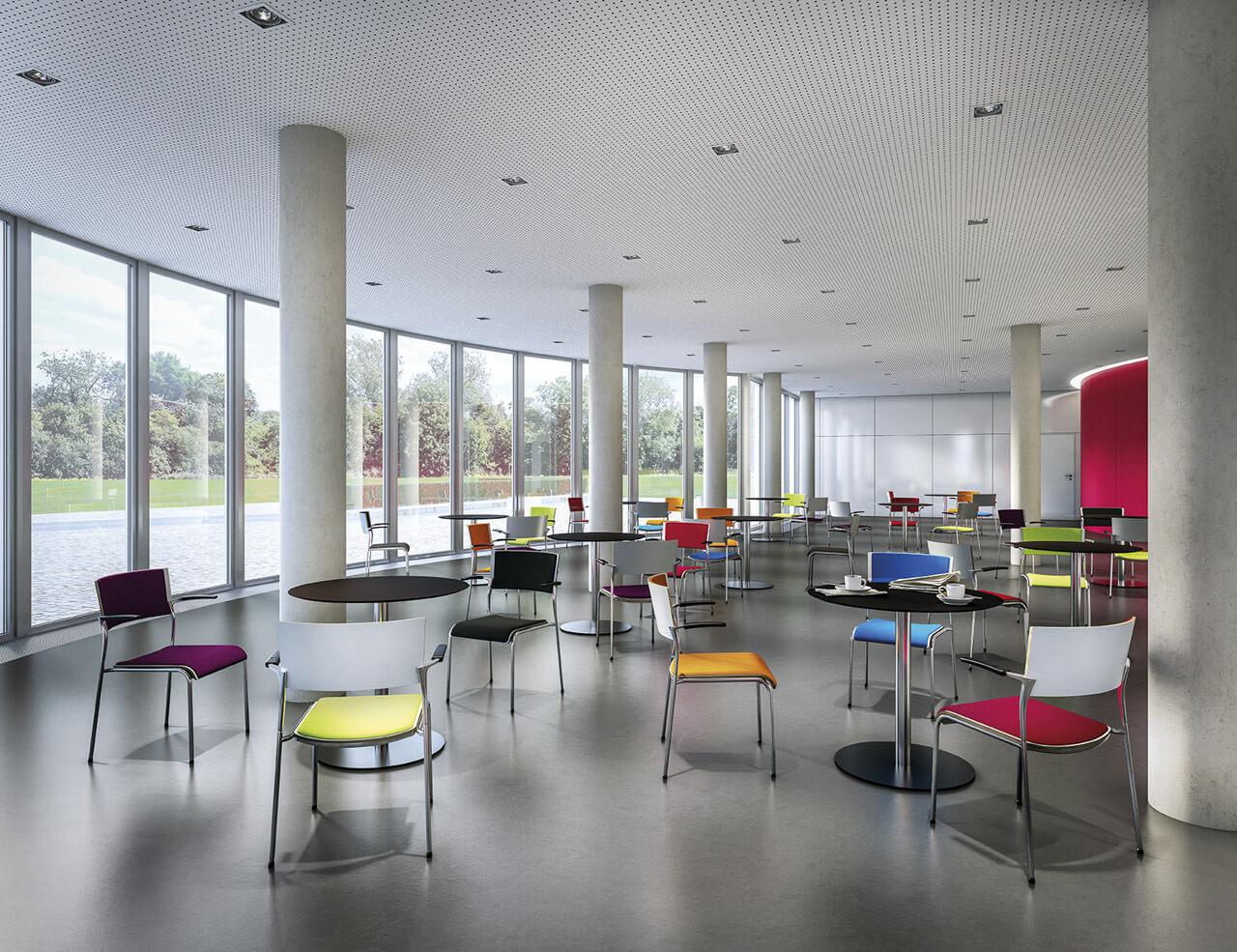 Kantine Büromöbel München