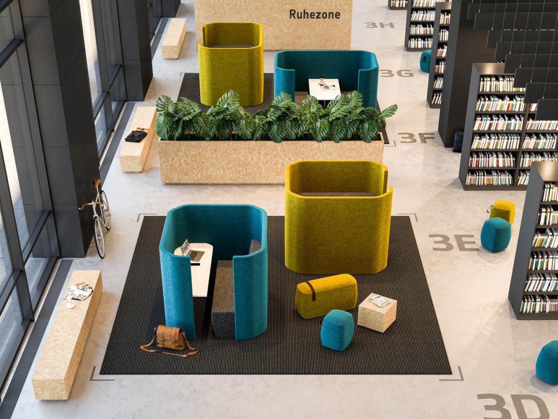 Lounge Büromöbel München