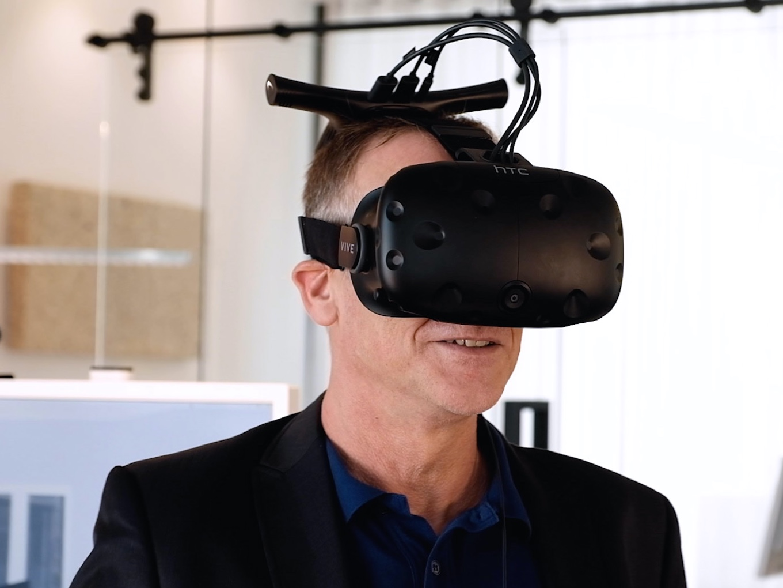 VR-Planung