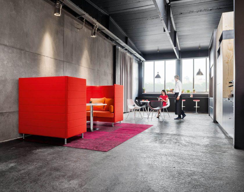 office_m Dauphin Büromöbel München