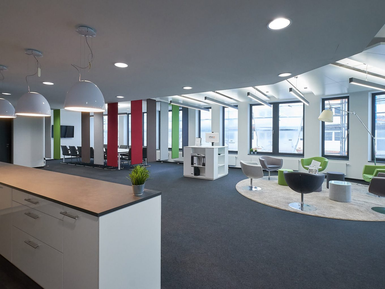 office_m Münchner Grund Büromöbel München