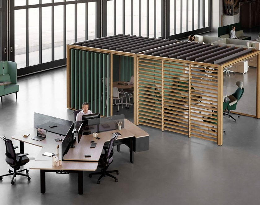 office_m allermuir Büromöbel München