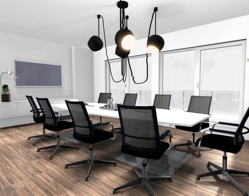 Büromöbel München Planung