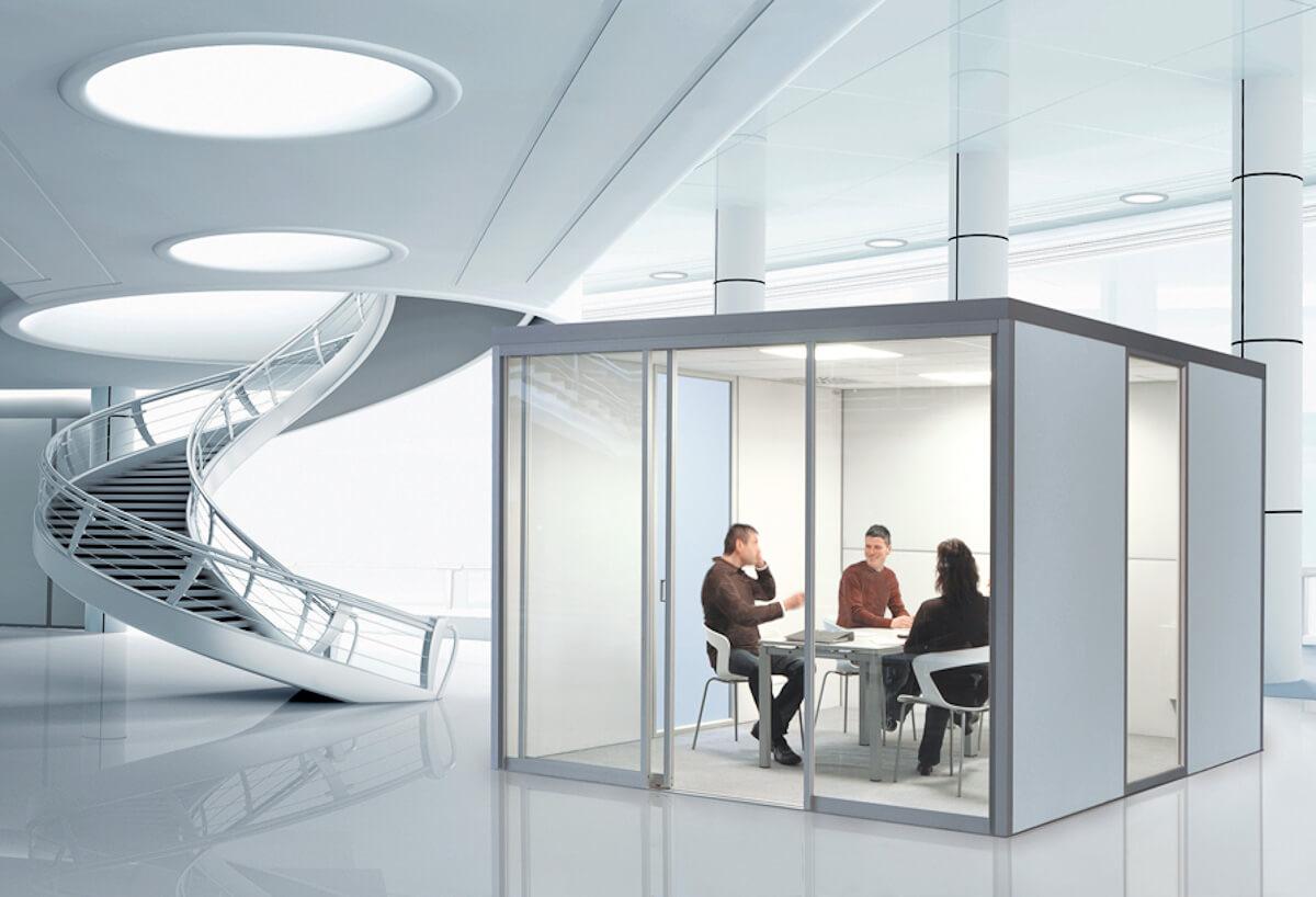 Akustik Büromöbel München