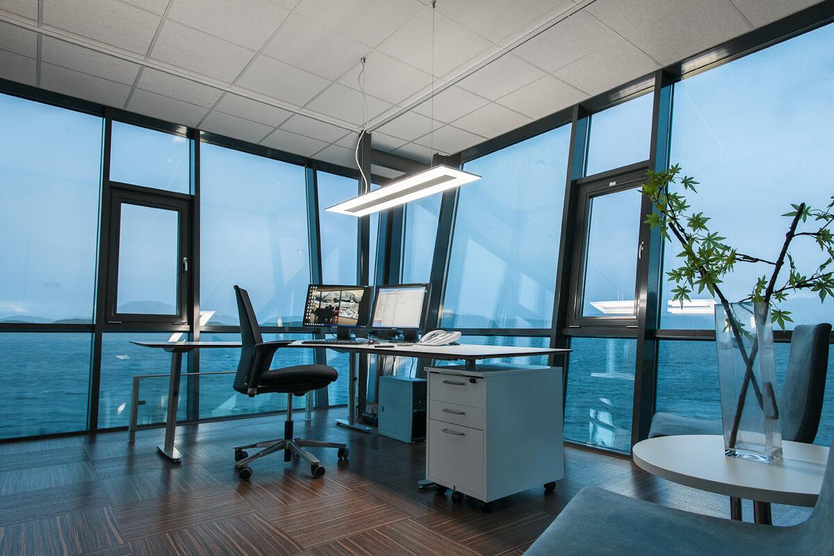 Beleuchtung Büromöbel München