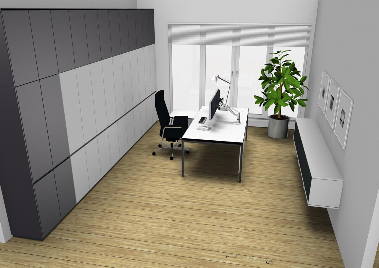 Planung Büromöbel München