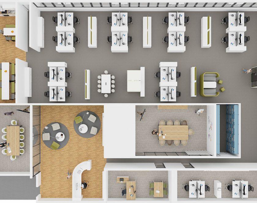 office_m-Planung Büromöbel München